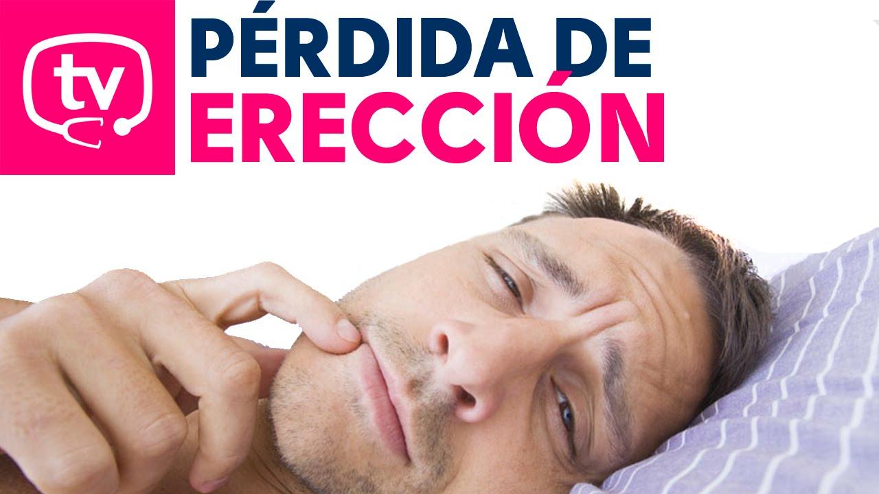 problemas de dieta y erección