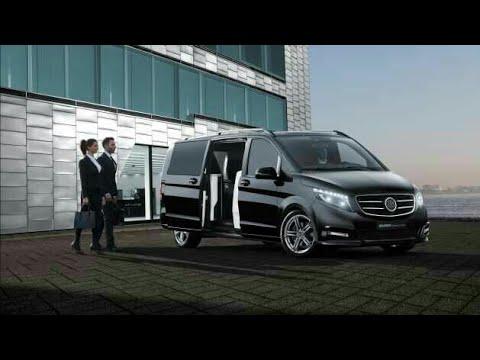 Ertex Luxury Car Design Mercedes V Class Business Edition Youtube