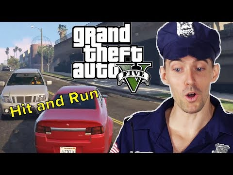 """We Try Racing In """"Grand Theft Auto V"""" Without Breaking Laws ft. Funhaus"""