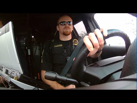 Ride Along: Deputy from Bell County Sheriff's Office