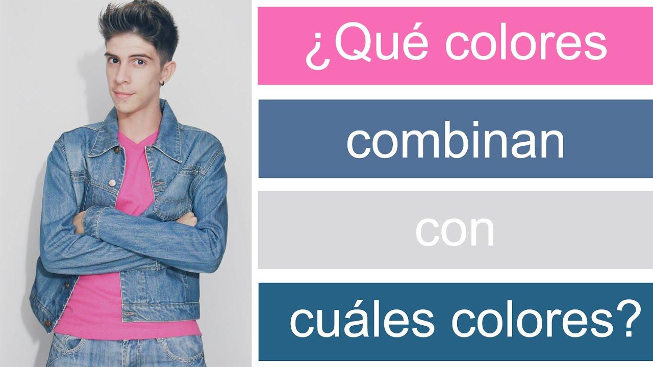 Qu colores combinan con cu les colores aprende a - Colores que combinan ...