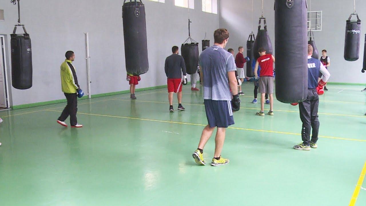 На Прикарпатті впродовж двох тижнів тренувалися боксери збірної України (відеосюжет)