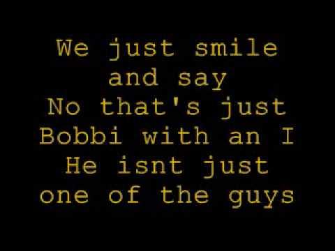 Bobbi With An I-Phil Vassar Lyrics