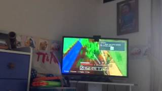 Minecraft Modsuz Survival Bölüm 2 Ps4