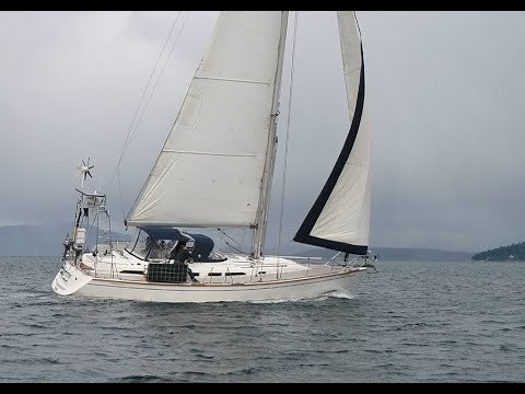 1998 Westerly Ocean 43 Centre Cockpit