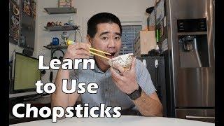 How to Use Chopsticks Easy