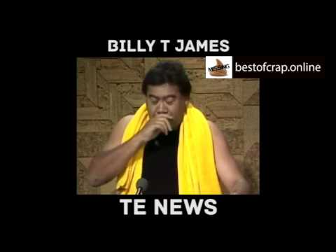 What a Legend Billy T James #BillyTJames