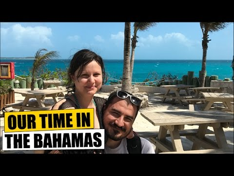 Our Time In The Bahamas