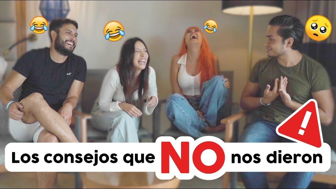 Lo que le diría a mi YO DEL PASADO ft. Nancy Pipe y Santi