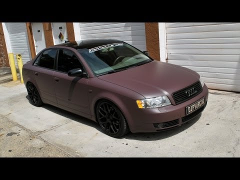 Purple Plasti Dipped Car Navy Blue Red Tint How To