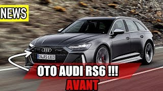 Nowe Audi RS6 Avant, Mercedes-Benz EQV, Hyundai i30 N Project C  - #251 NaPoboczu