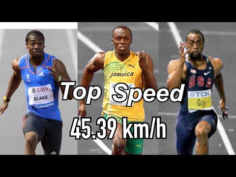 【陸上】究極のトップスピード集 | Track Athletes Ultimate Top Speed | Popsicle - LFZ