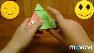Полное обучение по сборке пирамидки