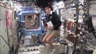"""Sunita """"Suni"""" Williams' Space Station Tour (most complete version)"""