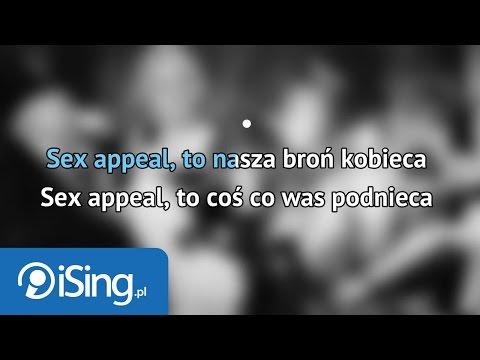Eugeniusz Bodo - Sex Appeal (karaoke iSing)