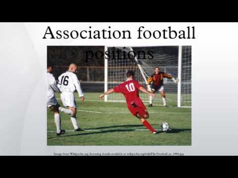 Association football positions