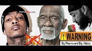 Nipsey Hussle Taken Over Dr. Sebi Documentary, BEGGED To Protect him from Big Pharma (Video)