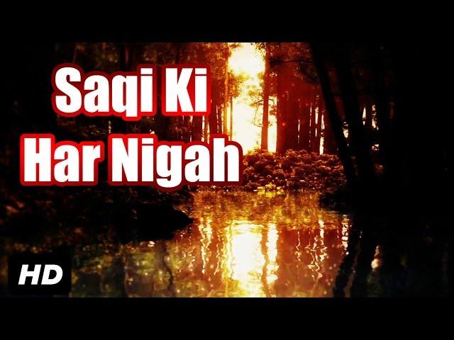 Best Pankaj Udhas Ghazal Saqi Ki Har Nigah   Pankaj Udhas Songs 2015   Pankaj Udhas Collection