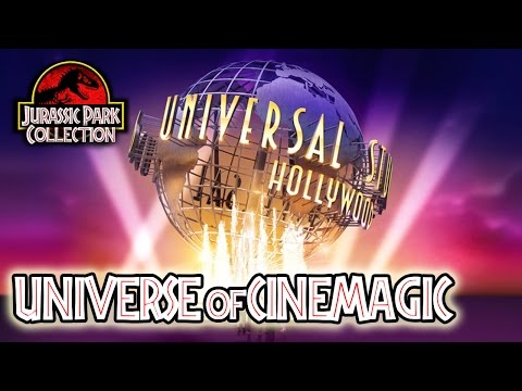 Universal Studios Hollywood:  A Universe of Cinemagic