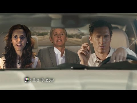 Matthew McConaughey's Lincoln Commercial