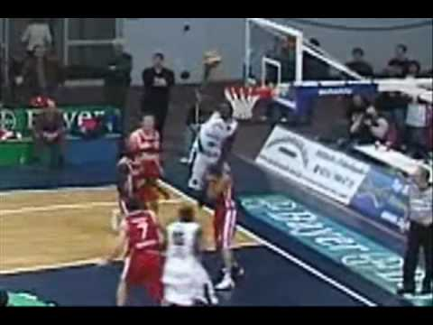 Jared Newson Jared Newson Greatest International Dunk Ever YouTube