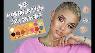 Life's A Drag Palette Tutorial/First Impressions... So Pigmented!?