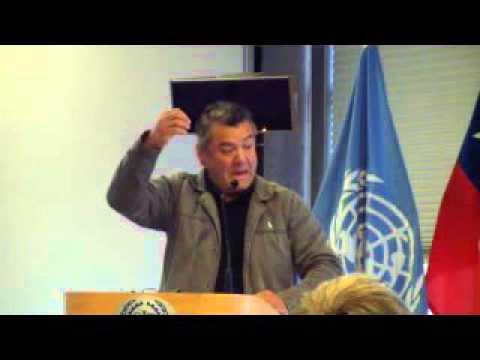 06 Presentación Miguel González (SINAMI), OIT Lunes 05 Octubre 2015
