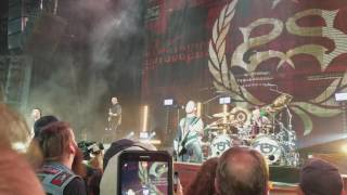 Stone Sour - Tired; DTE Energy Music Theatre; Clarkston, MI; 7-30-2017