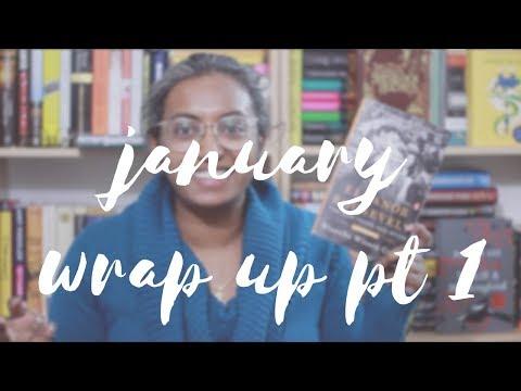January Reading Wrap Up Part 1