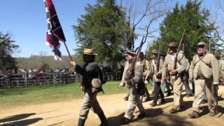 Appomattox Sesquicentennial--Confederate Surrender of Arms