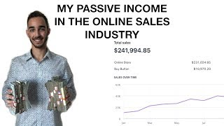 My Biggest Source of Passive Income| 5 Figures A Month...