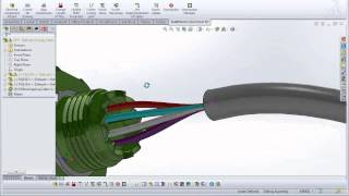 SolidWorks Electrical - Connectors and Cable Design(In this live webcast, we will cover the detailed cabling that SolidWorks Electrical automates as well as dealing with wire and cable that terminate at standard ..., 2012-12-27T19:16:52.000Z)
