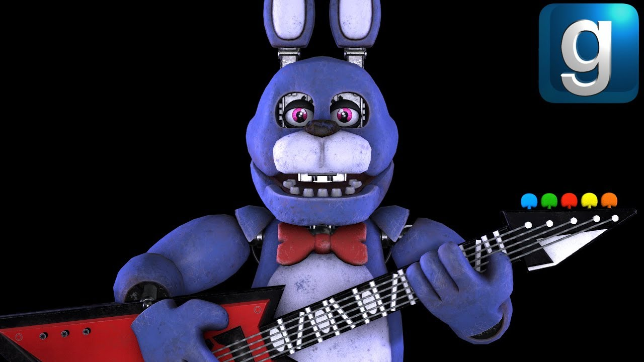 Gmod FNAF | New Help Wanted Bonnie Ragdoll/Playermodel! Mp3 indir