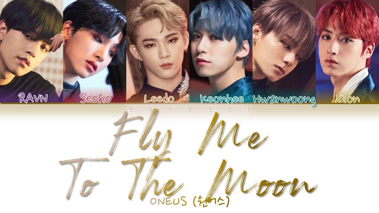 ONEUS   'Fly With Us' Album Tracks   Halsyeon   Kpop ...