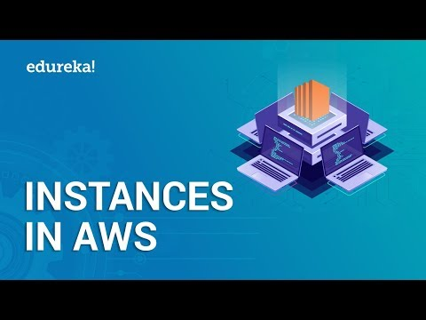 Instances In AWS | How To Create AWS EC2 Instance | AWS EC2 Tutorial | Edureka