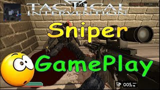 Tactical Intervention Sniper GamePlay 2017