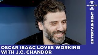 Oscar Isaac Loves Working with J.C. Chandor