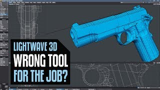 Is Lightwave 3D the WRONG TOOL for the Job?