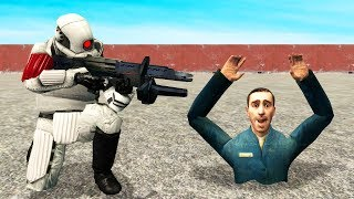 Glitching Into The SNEAKIEST HIDING SPOT! - Gmod Prop Hunt