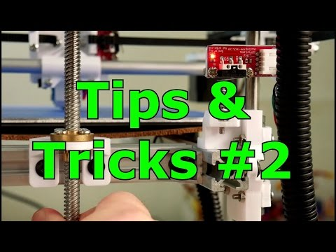 HyperCube 3D Printer: Tips & Tricks #2