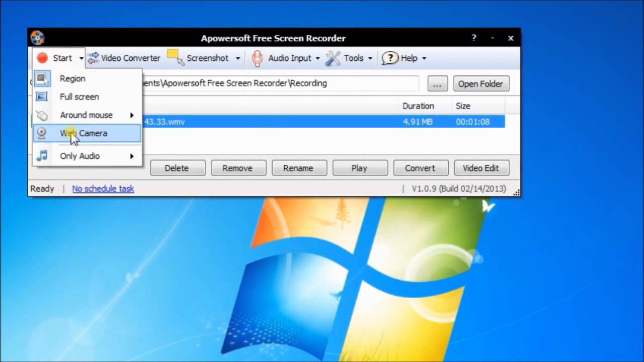 free webcam software download for windows 7 - softonic