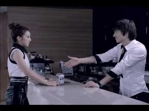2NE1 Sandara & Lee Min Ho「KISS」MV Epilogue
