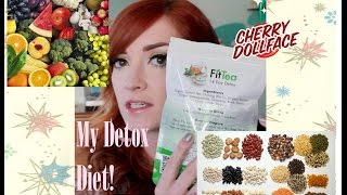 My Detox Diet: A healthier way to cleanse by CHERRY DOLLFACE Thumbnail