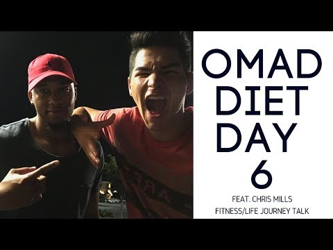 OMAD Diet Day 6! I did Steroids? Life Lessons.