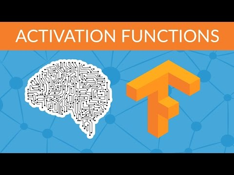 Deep Learning with Tensorflow - Activation Functions