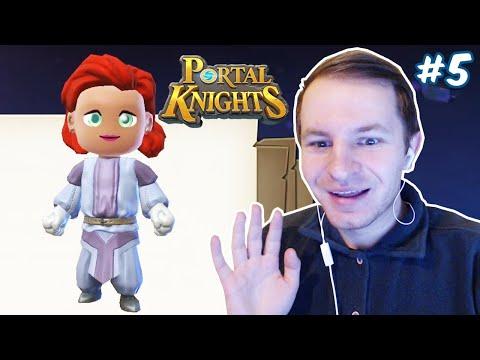 ВОЛШЕБНИЦА ИЩЕТ ЯЙЦА - Portal Knights #5