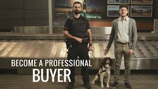 Become a Professional Buyer