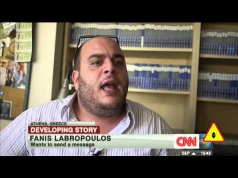 Ο Φάνης στο CNN για το ΠΑΣΟΚ