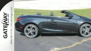 New 2016 Buick Cascada St Louis MO St Charles, MO #160939
