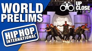 (UC) VBlock - Dominican Republic (Adutl Division) @ HHI's 2015 World Prelims